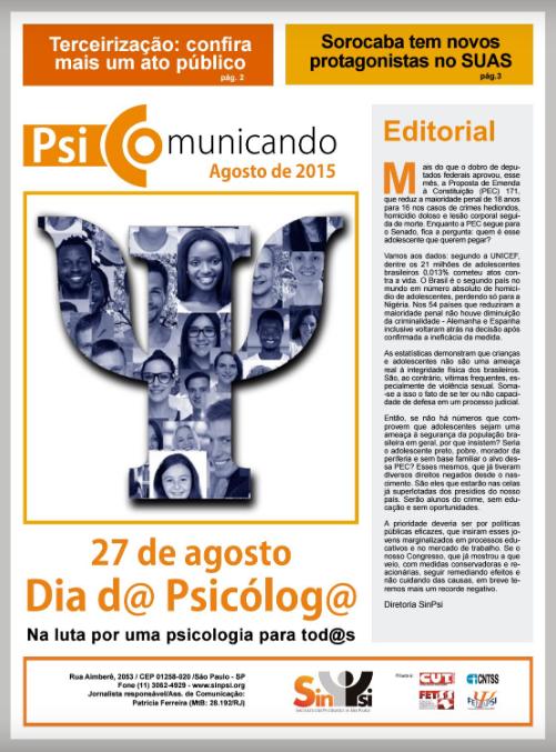 psicomunicando agosto 2015