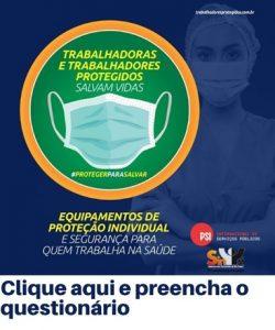 Comunicado trabalhador@s protegidos